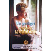 Un pedigri (Patrick Modiano)