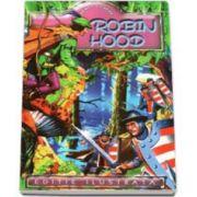 Henry Gilbert - Robin Hood - Editie ilustrata