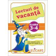 Lecturi de vacanta clasele III-IV. Povesti. Poezii