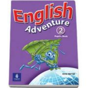 English Adventure Level 2 Pupils Book plus Picture Cards