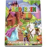 Povesti-Hans-Christian-Andersen-Editie-ilustrata