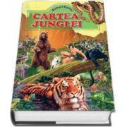 Rudyard Kipling - Cartea junglei - Editie de lux, ilustrata (Coperti cartonate)