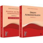 Manual de drept administrativ. Partea a II-a. Caiet de seminar editie a 2-a, revizuita, completata si actualizata