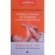 Ghidul complet de ingrijire a nou-nascutului