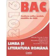 Bacalaureat limba si literatura romana 2016. Conform noilor modele stabilite de MEN (Cirstea Mihaela Daniela)