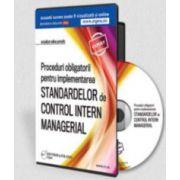 Proceduri obligatorii pentru Controlul Intern Managerial (CD)