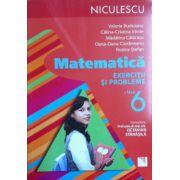 Matematica. Exercitii si probleme pentru clasa a VI-a (Valeria Buduianu)