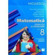 Matematica. Exercitii si probleme pentru clasa a VIII-a (Rozica Stefan)