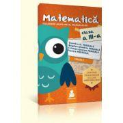 Matematica, culegere. Auxiliar al manualelor pentru clasa a III-a. (Vol 1)