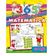Matematica 365 de activitati de matematica pentru 6 ani