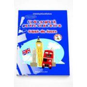 Limba engleza pentru clasa a III-a, caiet de lucru (Maria-Magdalena Nicolescu)