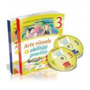 Arte vizuale si abilitati practice, manual pentru clasa a III-a - Semestrul I si semestrul II (Contine si editiile digitale)