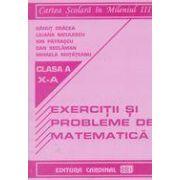 Exercitii si probleme de matematica. Clasa a X-a (Liliana Niculescu)