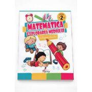 Matematica si explorarea mediului culegerea elevului pentru clasa a II-a (Marinela Chiriac)