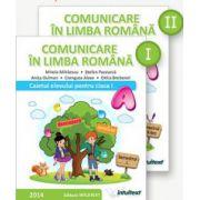Comunicare in limba romana. Caietul elevului pentru clasa I, sem. 1+2 (Mirela Mihaescu)