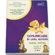 Comunicare in limba romana. Manual pentru clasa I - Partea a II-a (Contine editia digitala)