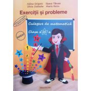 Culegere de matematica, exercitii si probleme pentru clasa a III-a