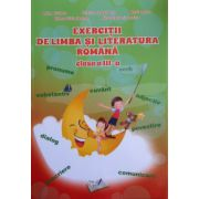 Exercitii de limba si literatura romana pentru clasa a III-a (Adina Grigore)