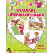 Evaluare interdisciplinara, nivel 5-6 ani