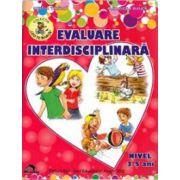 Evaluare interdisciplinara, nivel 3-5 ani