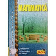 Matematica. Manual pentru clasa a VIII-a (Corneliu Savu)