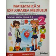 Matematica si explorarea mediului. Manual pentru clasa a II-a, semestrul 2