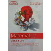 Matematica pentru clasa a IX-a - Clubul Matematicienilor