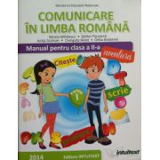 Manual pentru clasa a II-a, comunicare in limba romana, Sem. 1 (Mirela Mihaescu)