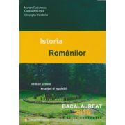 Istoria Romanilor bacalaureat 2016 - Sinteze si teste, enunturi si rezolvari (Editie revizuita)