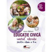 Educatie civica. Caietul elevului pentru cls a III-a (Olga Paraiala)