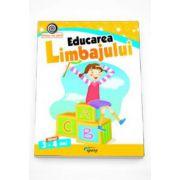 Educarea limbajului nivelul 3-4 ani