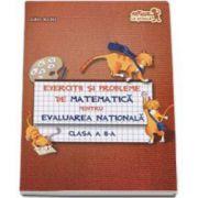 Exercitii si probleme de matematica pentru evaluarea nationala la clasa a II-a