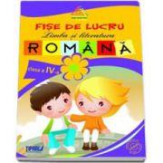 Fise de lucru limba si literatura romana auxiliar pentru clasa a IV-a