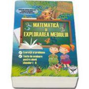 Matematica si explorarea mediului. Exercitii si probleme, teste de evaluare pentru elevii claselor I-II