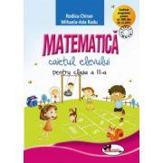 Matematica, caietul elevului pentru clasa a III-a (Rodica Chiran, Mihaela-Ada Radu)