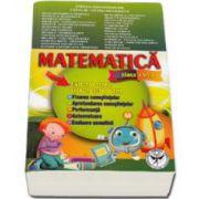 Matematica. Exercitii si probleme - Clasa a VI-a
