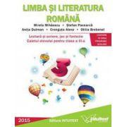 Lectura si scriere, joc și fantezie. Limba si literatura romana caietul elevului pentru clasa a III-a