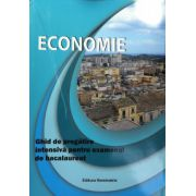 Bacalaureat economie, 2016. Ghid de pregatire intensiva