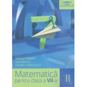 Clubul matematicienilor, matematica pentru clasa a VII-a, semestrul II