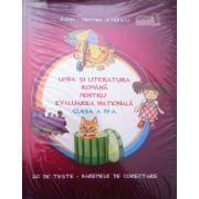 Comunicare in limba romana pentru Evaluarea Nationala, clasa a IV-a (Elena Cristina Petrescu)