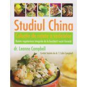 Studiul China. Colectia de retete a vedetelor