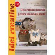 Decoratiuni naturale pentru toamna si iarna