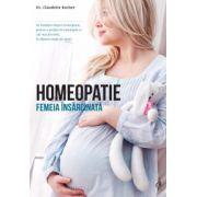 Homeopatie. Femeia insarcinata
