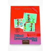 Piticot se comporta civilizat, grupa mare 5-6 ani - Domeniul Om si societate