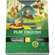 Curs de limba engleza Play English. English for beginners Level 3