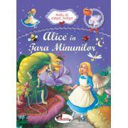 Bunica ne citeste povesti. Alice in Tara Minunilor