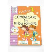 Comunicare in limba romana caiet de lucru pentru clasa I. Sem. I. Auxiliar elaborat dupa manualul editurii CD Press