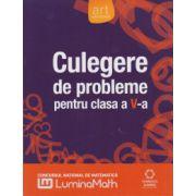 Matematica, culegere de probleme clasa a 5-a (LuminaMath)