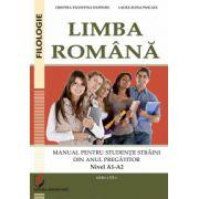 Manual de limba romana pentru studentii straini din anul pregatitor. Nivel A1-A25