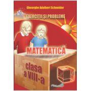 Matematica, exercitii si probleme pentru clasa a VIII-a